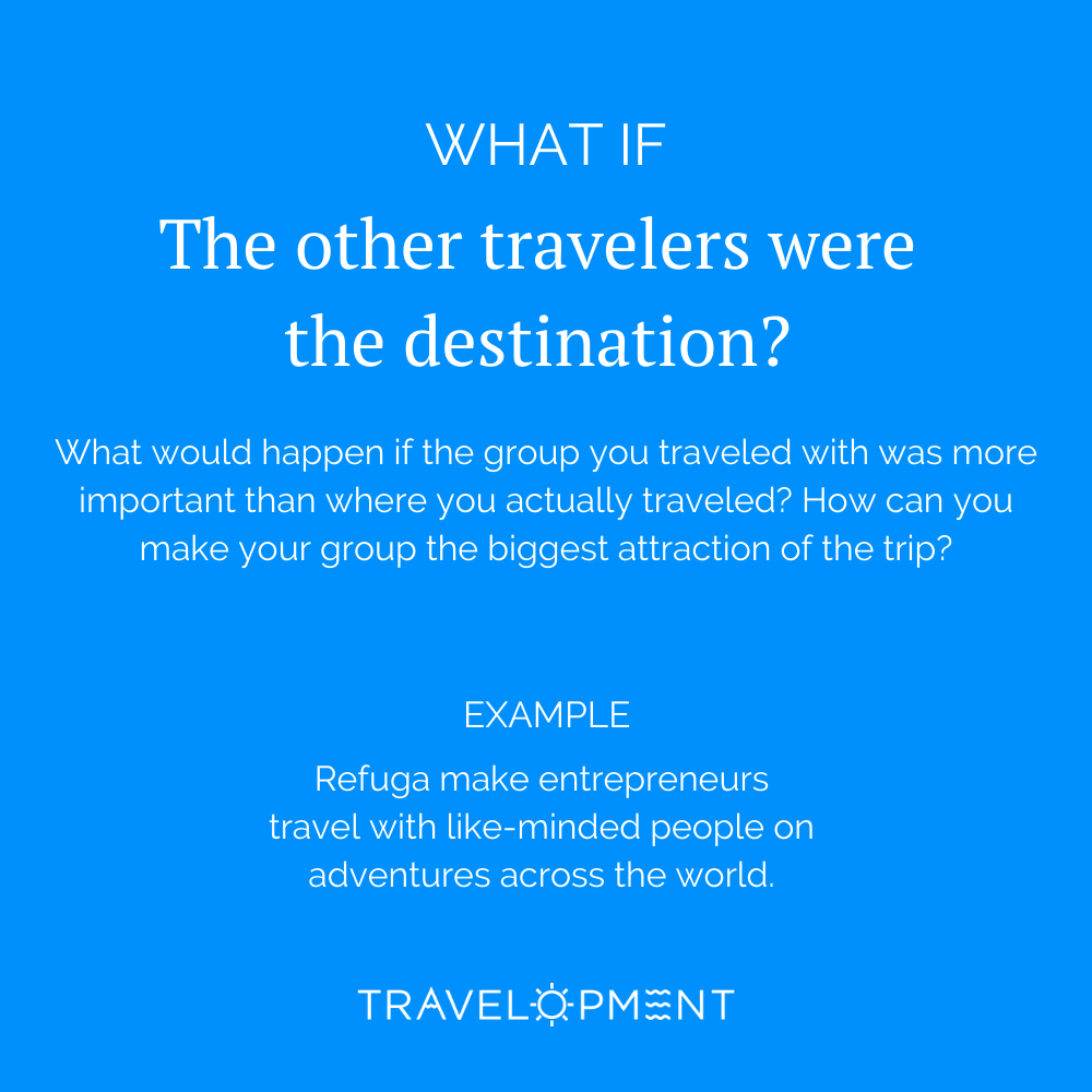 Other travelers
